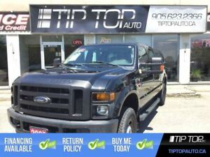 2009 Ford F-250 XL ** Diesel, 4X4, Cap, Low KMs **