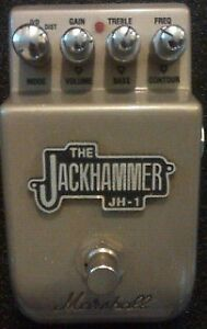 Marshall Jackhammer JH-1 OBO Good used condition