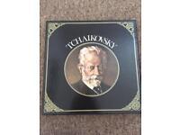 Tchaikovsky Box Set Vinyl Records