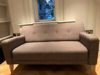 2 seated sofa