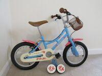 Dawes L'il Duchess Girls Bike Blue