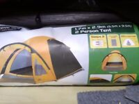 2 person tent