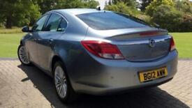 2012 Vauxhall Insignia 2.0 CDTi SE (160) Automatic Diesel Hatchback