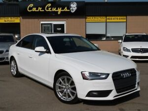 2014 Audi A4 2.0 Progressiv - NAVI, PUSH START