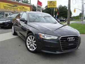 2013 Audi A6 3.0T,Quattro,NO ACCIDENT,ONE OWNER