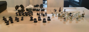 Warhammer 40k Space Marines Army