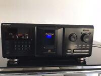 Sony Mega Storage CDP-CX355