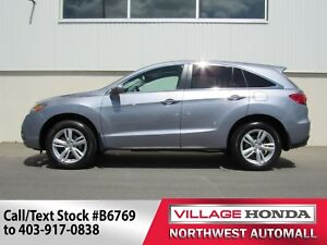 2015 Acura RDX Tech AWD | Navi | B/U Cam | Leather |
