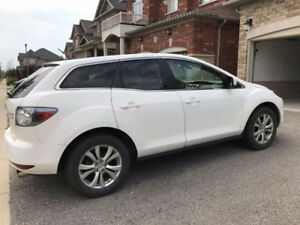 2010 Mazda CX-7 GS | TURBO | AWD | LUXURY | JAPAN | WHITE