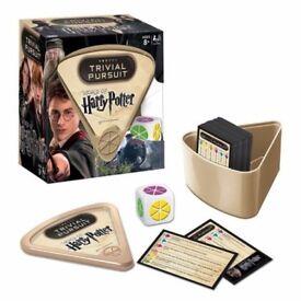 NEW Harry Potter Trivial Pursuit