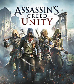 WWE 2K17 , FIFA 17 and Assassin Creed Unity