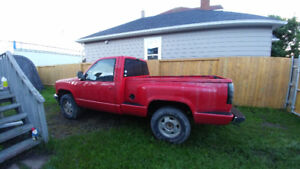 Parting Out 90 GMC