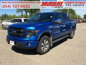 2013 Ford F-150 FX4 SuperCrew 4WD *Backup Camera* *Wifi* *Heat/V