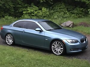 Bmw 335 twin turbo 2009 convertible
