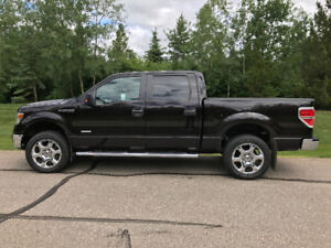 2014 Ford F-150 SuperCrew XTR Pickup Truck