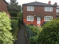 2 Bed Semi Detached House available to let immediately in Chorlton Village