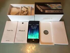 I-Phone 4 16gb Black (unlocked)