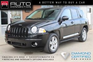 2010 Jeep Compass North Edition 4x4 ** LOW KM ** HEATED SEATS **