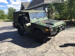 Looking For a Iltis!