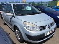 Renault Scenic Expression 16v ** AUTOMATIC** 1.6 petrol **LOW MILEAGE**