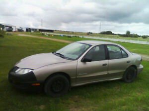 REDUCED FOR SALE: Pontiac Sunfire Sedan