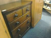 Antique chest of drawers #28659 £150