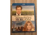Did You Hear About The Morgans Bluray DVD