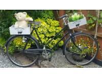 Vintage Ladies 'New Hudson' Bicycle