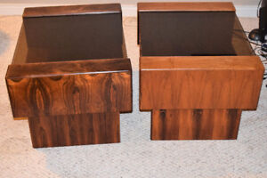 Beautiful Cherry End Tables