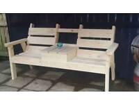 6ft garden/patio bench