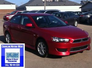 2012 Mitsubishi Lancer | Power Options | Low Payments |