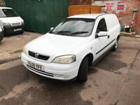 Vauxhall Astravan CDTI 1.7