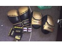 Boxing equipment / offers welcome
