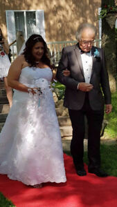 robe de mariée Alfred Angello