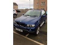 BMW X5 LE MANS BLUE
