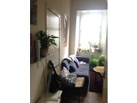 Looking for relaxed flatmate to fill double room in 4bed flat. Beside the art school