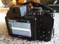 Nikon P510 coolpix digital camera