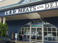 Experienced Meat Cutter