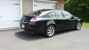 2012 Acura TL Loaded, Warranty, Winter Tires and Rims +++