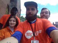 Live-in UK Travelling Job - Door to Door Charity Fundraising - Immediate Starts - Full Time -