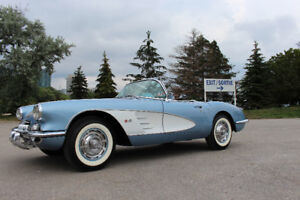 1960 Chevrolet Corvette C1 Convertible