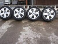 """Ford Kuga 18"""" Alloy Wheels"""