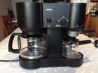Krups Espresso and Cappuccino Machine