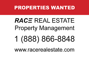 Properties Wanted.