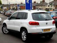 2014 14 VOLKSWAGEN TIGUAN 2.0 TDI MATCH BLUEMOTION TECHNOLOGY 4MOTION * SAT NAV