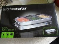Kitchen Master Luxury Buffet Server