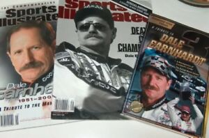 Dale Earnhardt Collectable Memorabilia