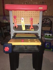 Little tikes tool bench