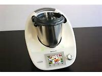 Thermomix TM5 1 year old