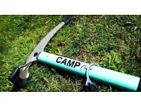 Camp Ortles ice axe